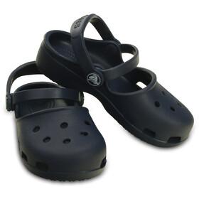 Crocs Karin - Sandales Enfant - bleu